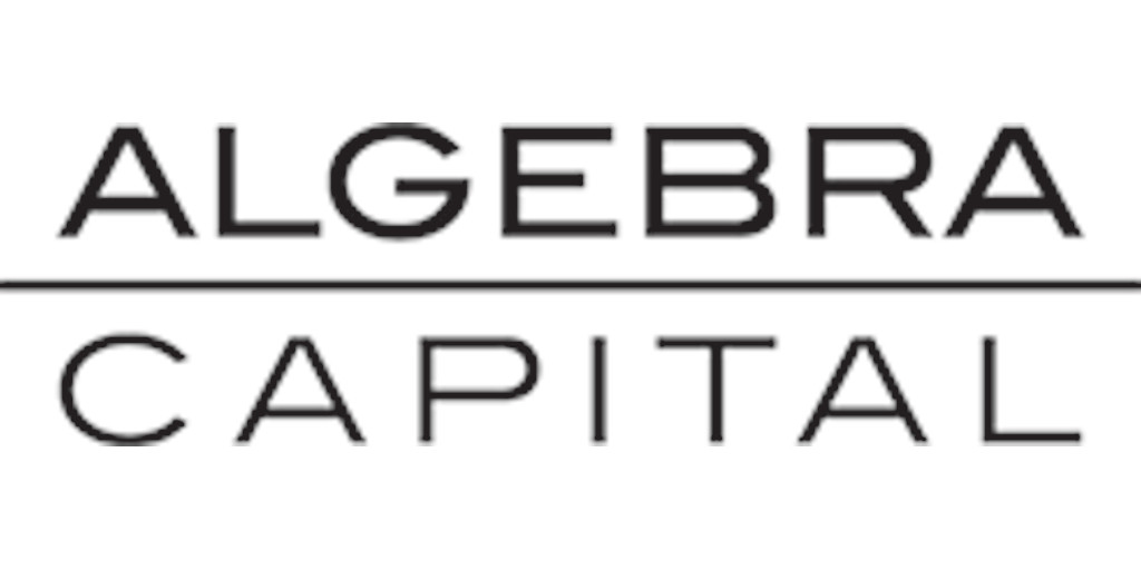 Logótipo Algebra Capital